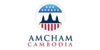 The American Chamber of Commerce in Cambodia logo